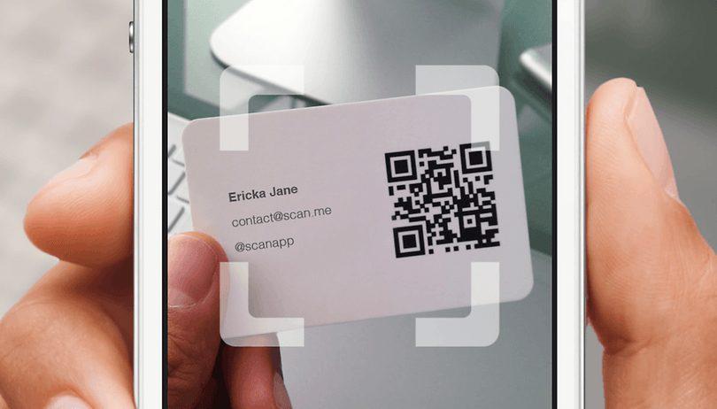 cara Scan Barcode & kode QR di Semua Hp Android