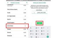 Cara Mendapatkan Nomor Luar Negri Untuk Daftar WhatsApp