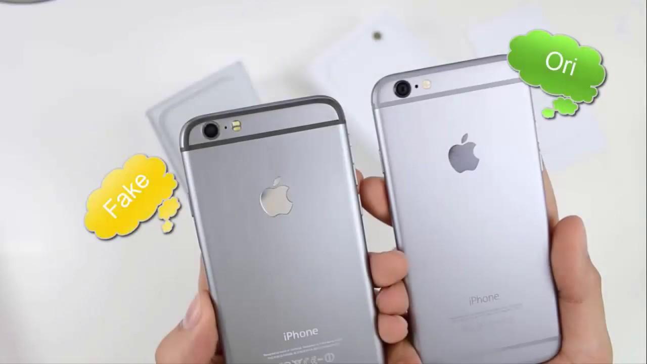cara mengetahui iphone asli atau palsu