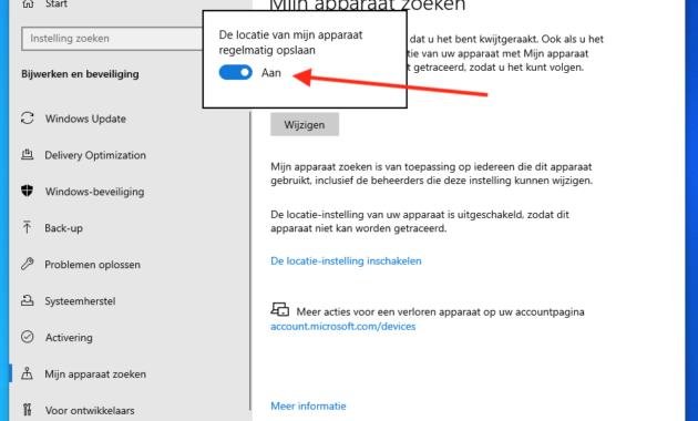Cara Melacak Laptop Windows 10 Yang Hilang Atau Dicuri