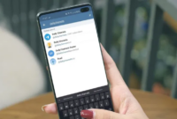 Cara menghapus Akun Telegram