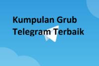 Grub Telegram Terbaik