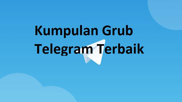 300 List Grup Telegram Terlengkap Dan Terbaru 2021 Caraqu