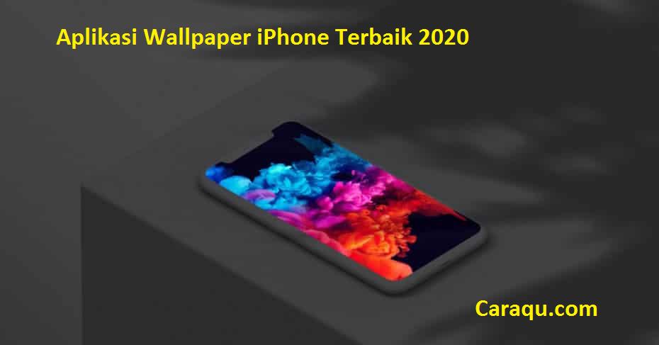 Aplikasi Wallpaper iPhone gratis Terbaik 2020