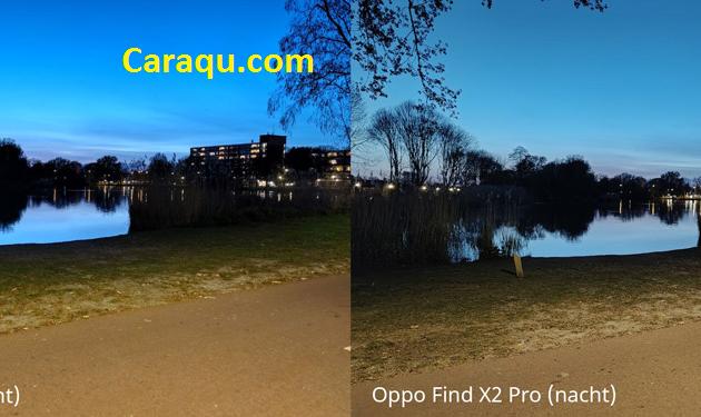perbandingan kamera oneplus 8 pro-oppo find x2 pro