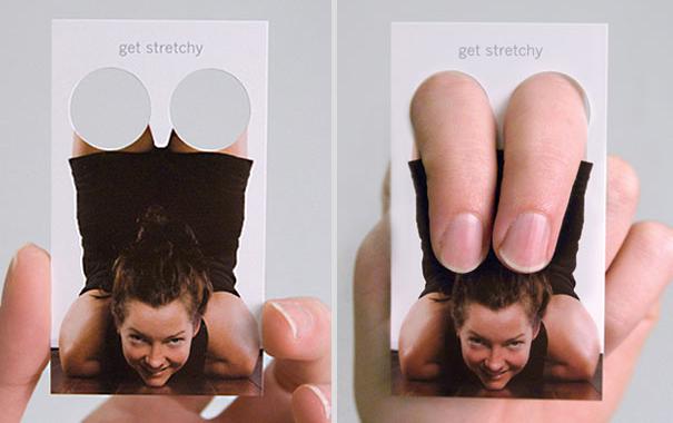 2. Kartu Pelatih Yoga