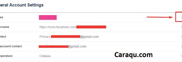 Cara Mengubah Nama Profil FB Keren dan Unik