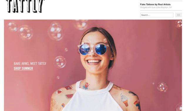 Tattly online store