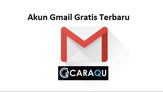 100 Akun Gmail Gratis Dan Password Terbaru 2021 Caraqu