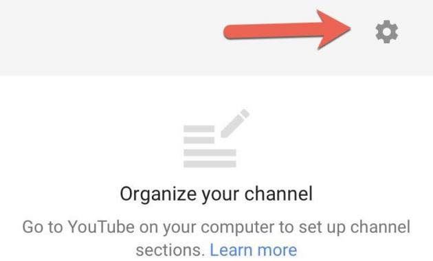 Cara Menambahkan Banner Channel Youtube di Aplikasi