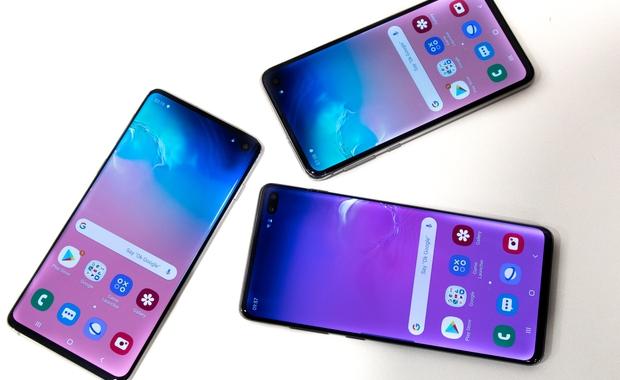 Wallpaper Samsung Galaxy S10 HD dan Keren
