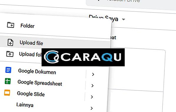 3 Cara Membuat Share Link Google Drive Lengkap Gambar Caraqu