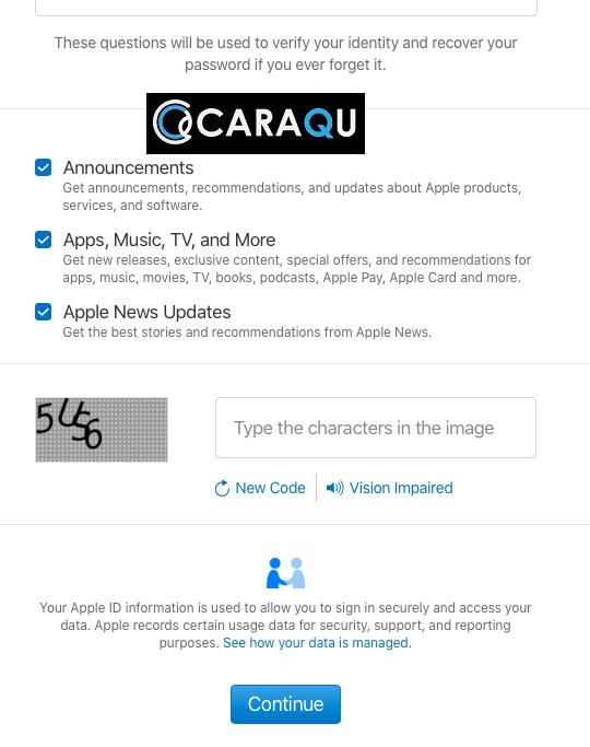 Cara Membuat ID Apple Baru Gratis