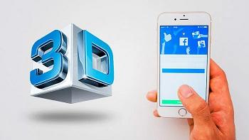 Cara Membuat Foto 3D di Facebook