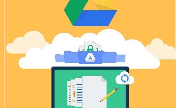 2. Google Drive - Aplikasi Android Terbaik dan tercanggih