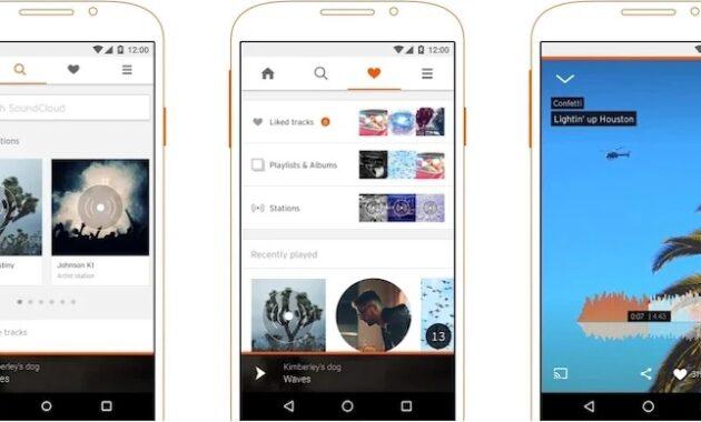 3. SoundCloud