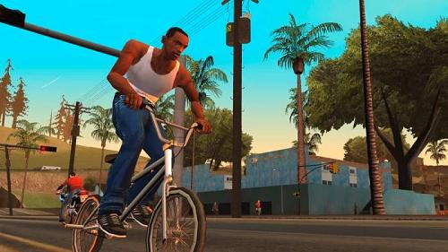 Cheat GTA San Andreas PS2 dan PS3