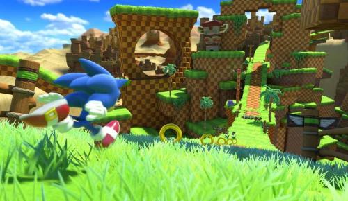 12. Sonic Forces - Game PS4 Untuk Anak Terbaik