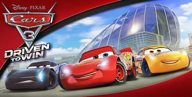 5. Cars 3 – Driven to win - Game PS4 Untuk Anak Terbaik