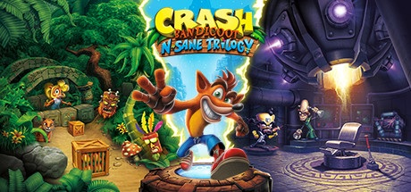1. Crash Bandicoot – Insane Trilogy