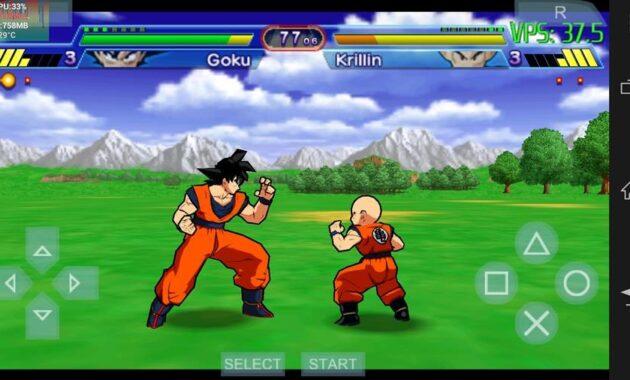 1. Dragon Ball Z Shin Budokai