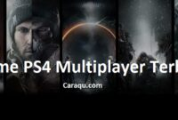 game ps4 multiplayer terbaik