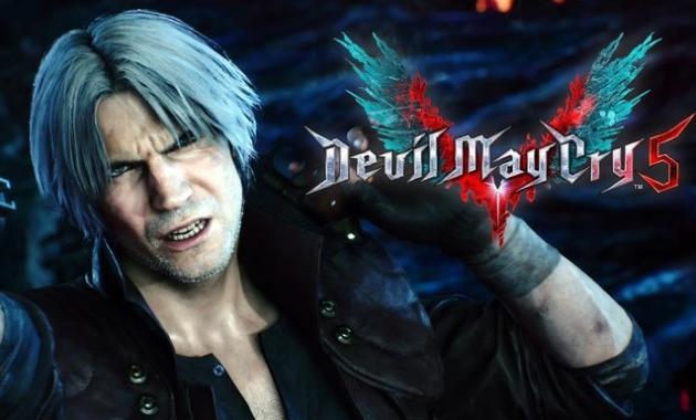 28. Devil May Cry 5 - game xbox terbaik