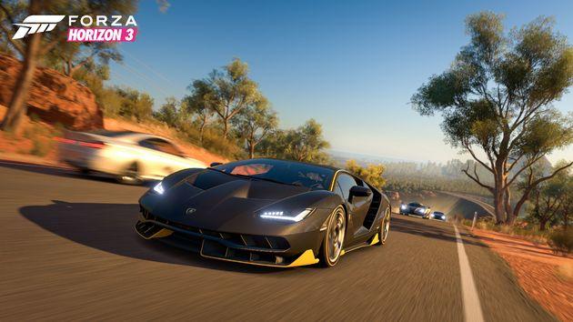 10. Forza Horizon 3