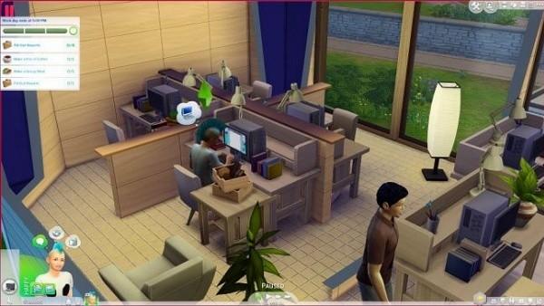 5. Semua Karier - The Sims 4 MOD Terbaik