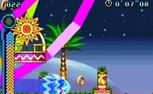 8. Sonic Colours - Game NDS Terbaik Sepanjang Massa