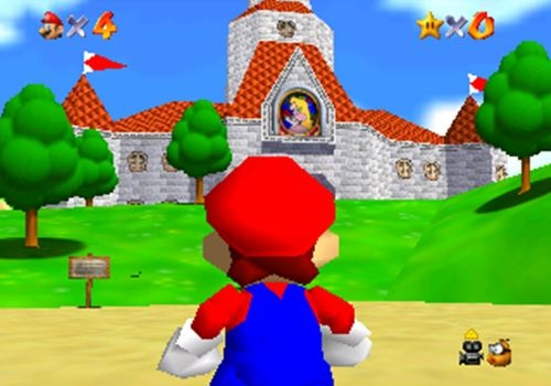 10. Super Mario 64 DS - Game NDS Terbaik Sepanjang Massa