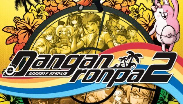 12. Trilogi Danganronpa : GoodBye Despair