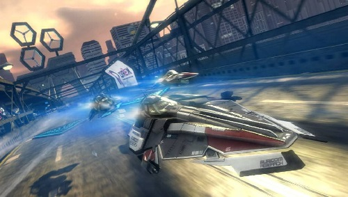 6. WipEout 2048