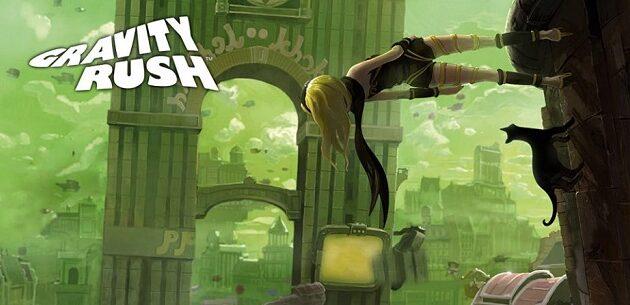 1. Gravity Rush