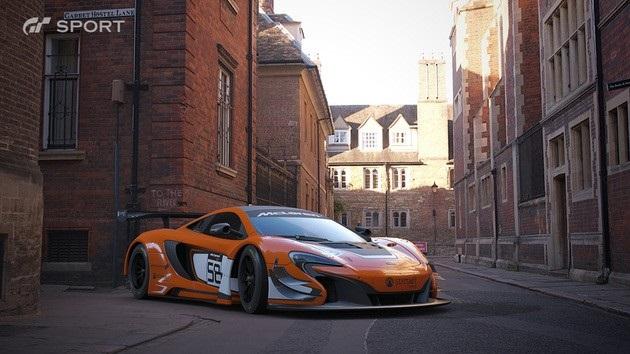 2. Gran Turismo Sport - Game PS4 Eksklusif Terbaik