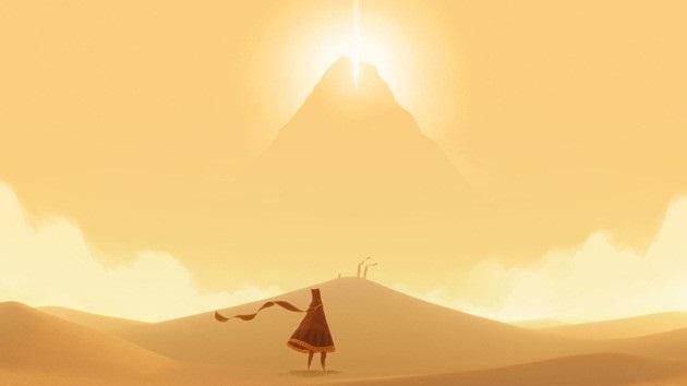 3. Travel - Game PS4 Eksklusif Terbaik