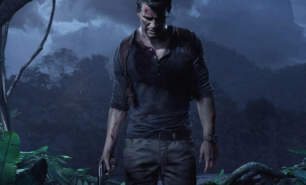 4. Uncharted 4: A Thief's End