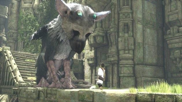 6. The Last Guardian