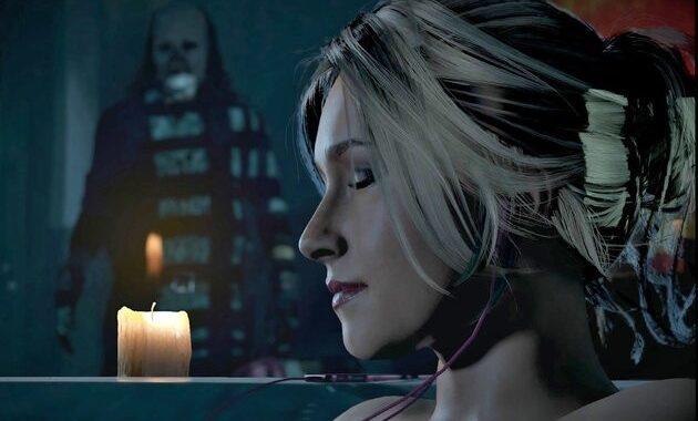 1. Until Dawn - Game PS4 Eksklusif Terbaik
