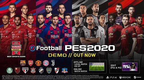 PES 2020 - Game Nomor 1 Di Dunia