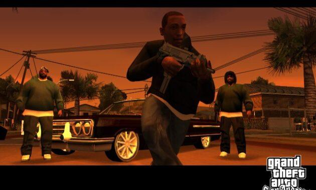 Grand Theft Auto: San Andreas - Game Nomor 1 Di Dunia
