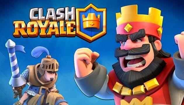3. Clash Royale