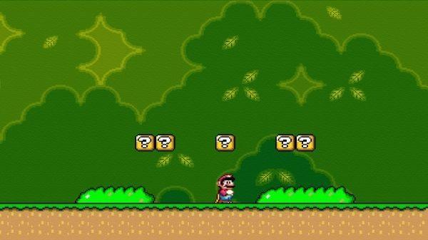 Super Mario World (1990) -  Game Terbaik Di Dunia Sepanjang Masa