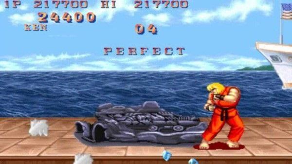 Street Fighter 2 (1991)