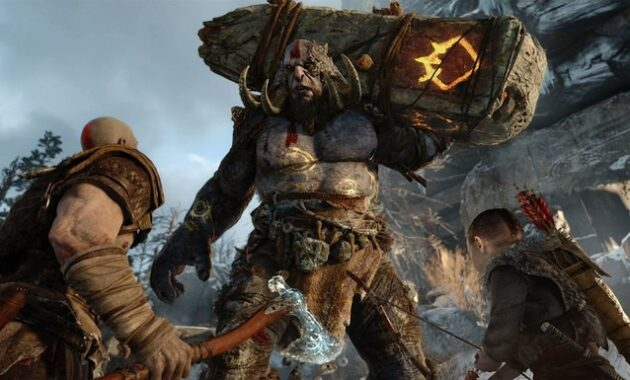God of War -  - Game Terbaik Di Dunia Sepanjang Masa
