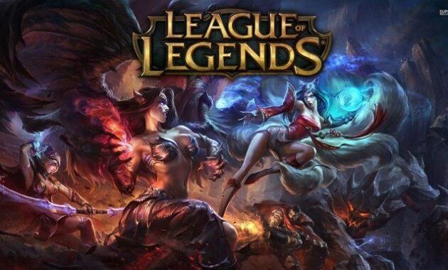 15. League of Legends