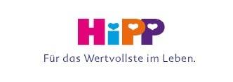 Nama keluarga sebagai nama perusahaan di Hipp. Sumber: https://www.hipp.de/