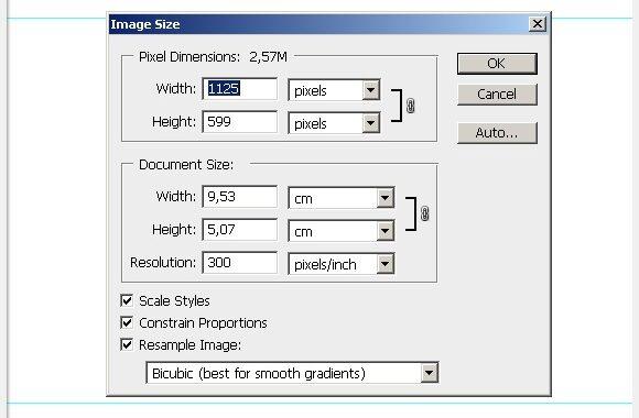 6 Cara Membuat Ukuran Kartu Nama di Photoshop + Gambar ...