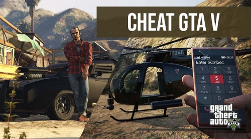 Kode Cheat GTA 5 PS3