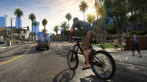 Cheat GTA 5 Gameplay dan Lingkungan: